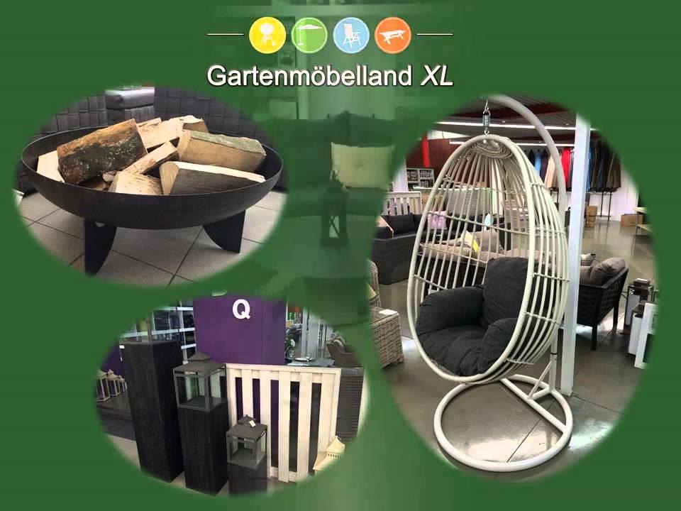 Gartenmöbelland XL in Emsdetten - YouTube