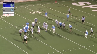 65th Annual Springdale Kiwanis Kids Day Football   5th & 6th   Blue vs. Gray
