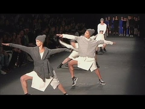 Dancers dominate the catwalk in São Paolo Fashion Week - le mag