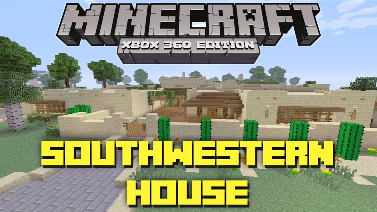 Cool House Tours In Minecraft