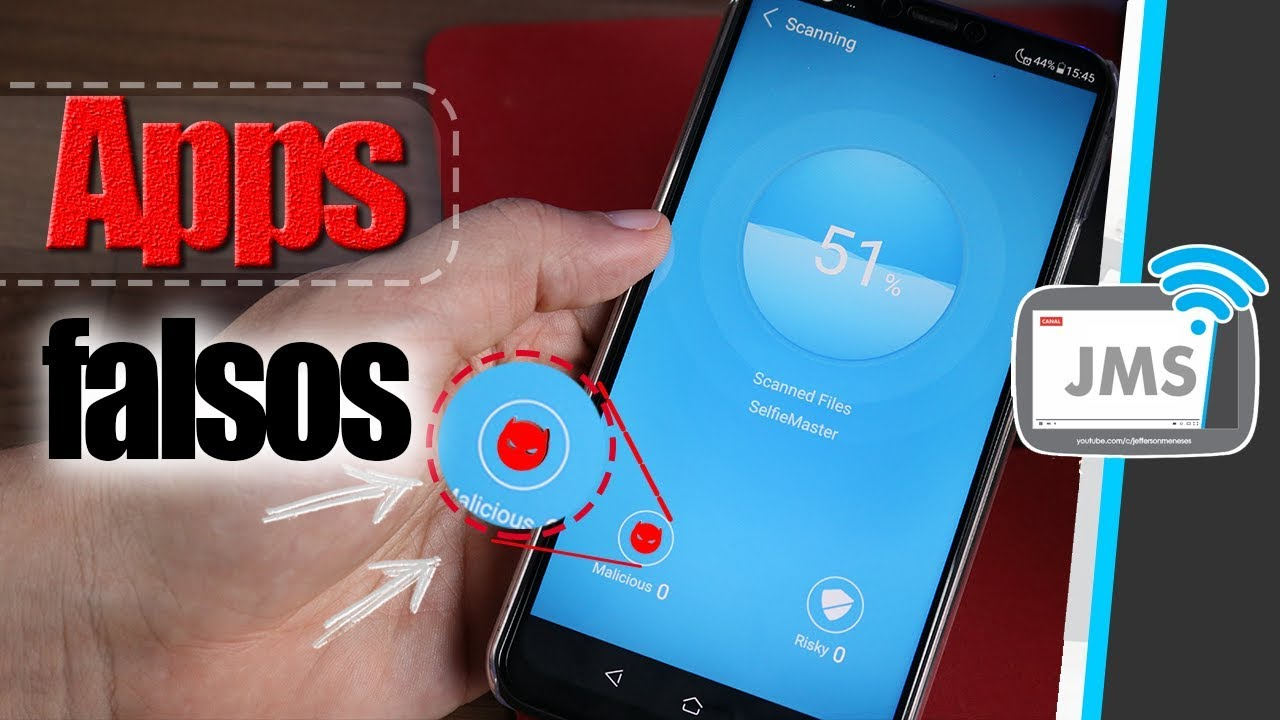 Download Como Descobrir Apps PERIGOSOS Escondidos com Vírus no Android