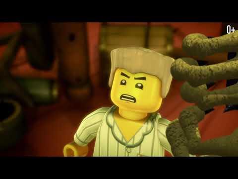 Кошмары и упражнения - LEGO Ninjago |Сезон 1, Эпизод 16