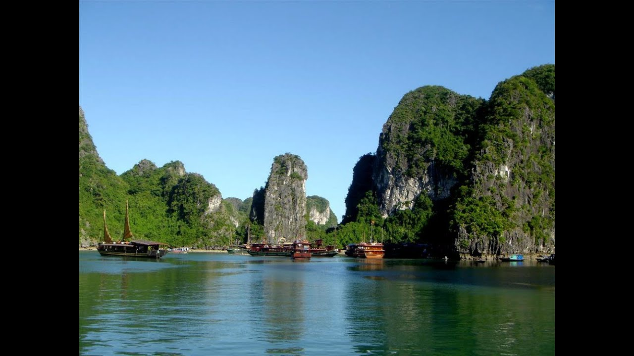 Vietnam, Halong Bay, Ha Long Vietnam, Halong bay travel ...
