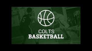 Colts Basketball vs Highland 12 10 17