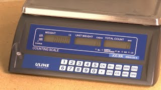 Uline Economy Counting Scales