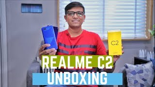 realme C2 Unboxing & Giveaway - Xiaomi Redmi 7 Vs realme C2