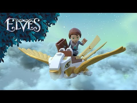 Emily Jones & the Eagle Getaway 41190 - LEGO Elves - Product ...