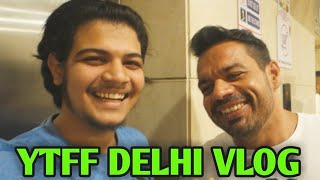 YTFF Delhi Vlog 2019 | Behind The Scenes With Flying Beast | Delhi Fanfest | Neon Man 360 Vlogs |