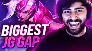 Yassuo | THE BIGGEST JUNGLE GAP?!? Jungle Unranked to Challenger