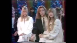 �������� ���� Hélène et Patrick Puydebat au Dorothée Rock N'Roll Show en 1993 ������