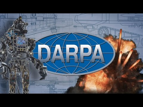DARPA Unveils Game-Changing High-Tech Weapon