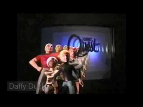 Rare Boomeraction Jonny Quest Promo Bumper Youtube