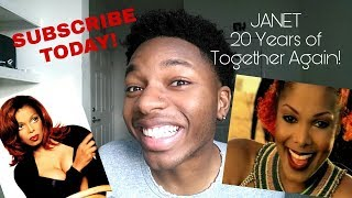 Download Janet Jackson Together Again (Music  REACTION) #SurfaceTown MP3 song and Music Video