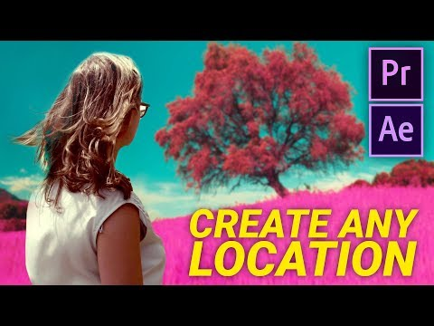 Create FILM LOCATIONS that DON'T EXIST - Adobe Tutorial