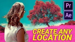 إنشاء مواقع الأفلام التي لا وجود لها - Adobe التعليمي