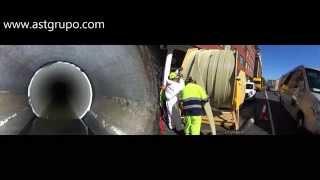 Perfil PVC DN800mm