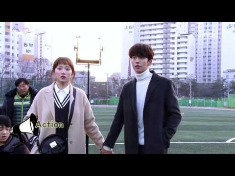 [BTS] Weightlifting Fairy Kim Bok Joo Ep.16 Making Film | Nam Joo Hyuk & Lee Sung Kyung