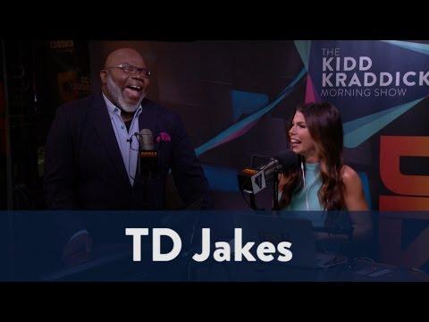 TD Jakes Interview Part 1/4