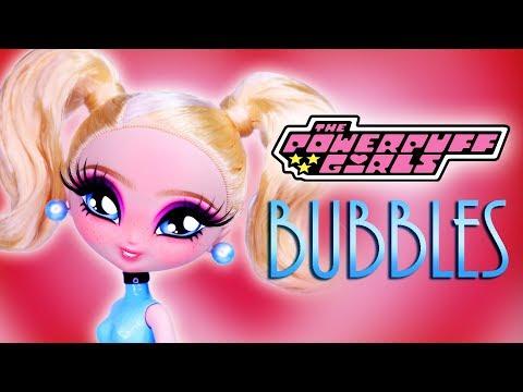 Custom Bubbles Doll  [ POWERPUFF GIRLS 💙OOAK ]