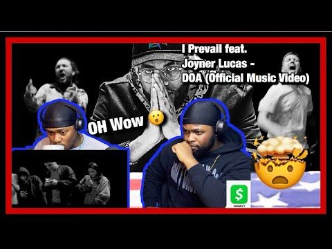 [Brothers React] I Prevail feat. Joyner Lucas – DOA (Official Music Video)