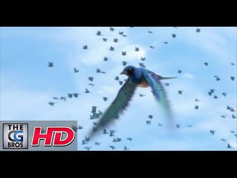 "CGI VFX Breakdown HD: ""Byzantium Breakdown Reel"" - by Prime Focus World"