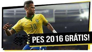 Grátis no PC: Pro Evolution Soccer 2016 myClub