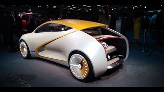 Auto Expo Component Show | 2018 | Pragati Maidan | New Delhi | India