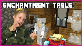 Download lagu GETTING AN ENCHANTMENT TABLE!!!