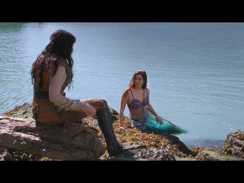 Snow White meets Ariel