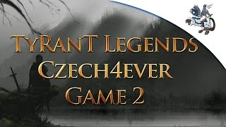 WiC Group 1 - TyRanT vs Czech4ever [Game 2]