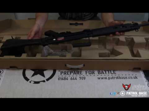 Ares L1A1 - Part 1 of 3 - SLR Unboxing