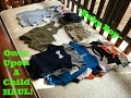 NEWBORN BABY BOY CLOTHING HAUL- ONCE UPON A CHILD
