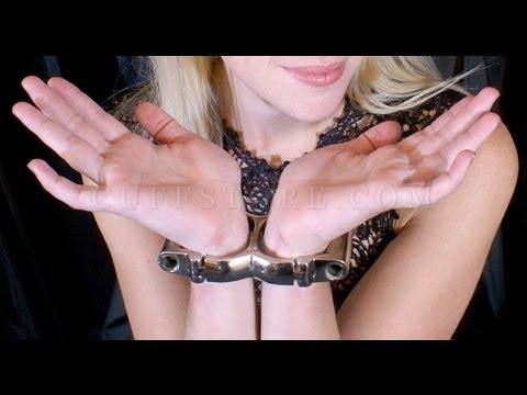 Cuffstore.com KUB-120 Double Cylinder Irish 8 Handcuffs