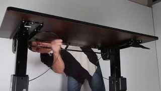 Ergotron Workfit-d Height-adjustable Desk