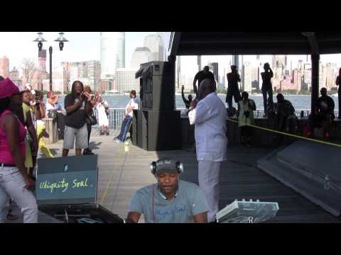 Leroy Burgess on The Pier With DJ T Wise