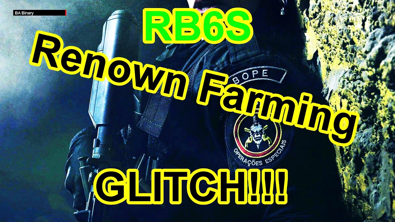 INSANE UNLIMITED RENOWN - THE BEST WAY TO GET RENOWN - AFK