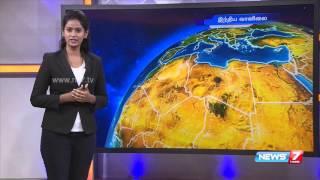 Weather Forecast | 21-03-2016