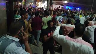 🇪🇬 مقاطع متداولة على مواقع التواصل لمتظاهرين في محيط ميدان #التحرير يطالبون برحيل #السيسي