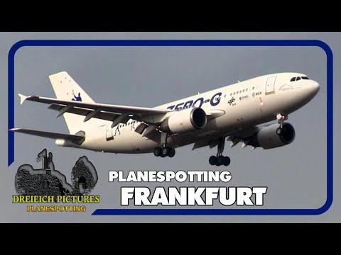 Planespotting Frankfurt Airport | Februar 2018 | Teil 1