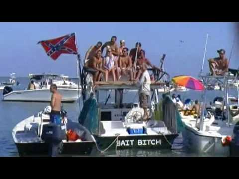 Redneck Yacht Club Beach Bash Boca Grande Florida June 30 2010 YouTube