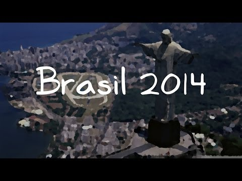 World Cup Brasil 2014 PROMO | Emotions and best moments | HD