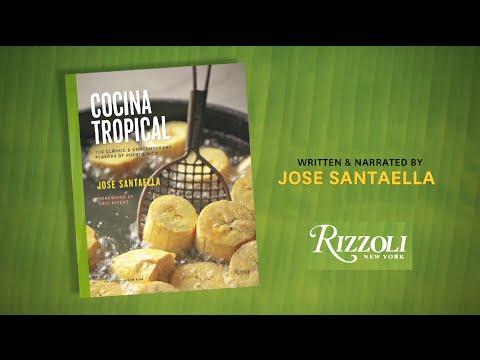 #CocinaTropical Puerto Rico Cookbook