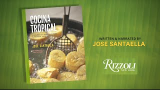 #CocinaTropical Puerto Rico Cookbook
