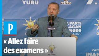 Musulmans en France : Erdogan met en doute la « santé mentale » de Macron