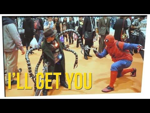 Teenage Millionaire Built Functional Dr. Octopus Suit ft. DavidSoComedy