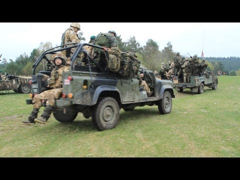 TASK FORCE - BORDER WAR 5 | Airsoft | Tactical moving