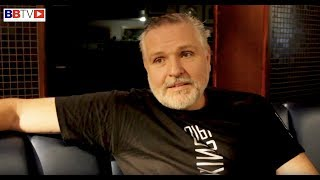 LUNCH WITH PETER FURY - PART ONE