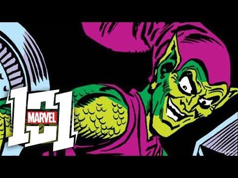 Green Goblin | Marvel 101