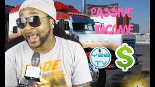 HOW TO MAKE PASSIVE INCOME WITH TRUCK DRIVING COMPANY