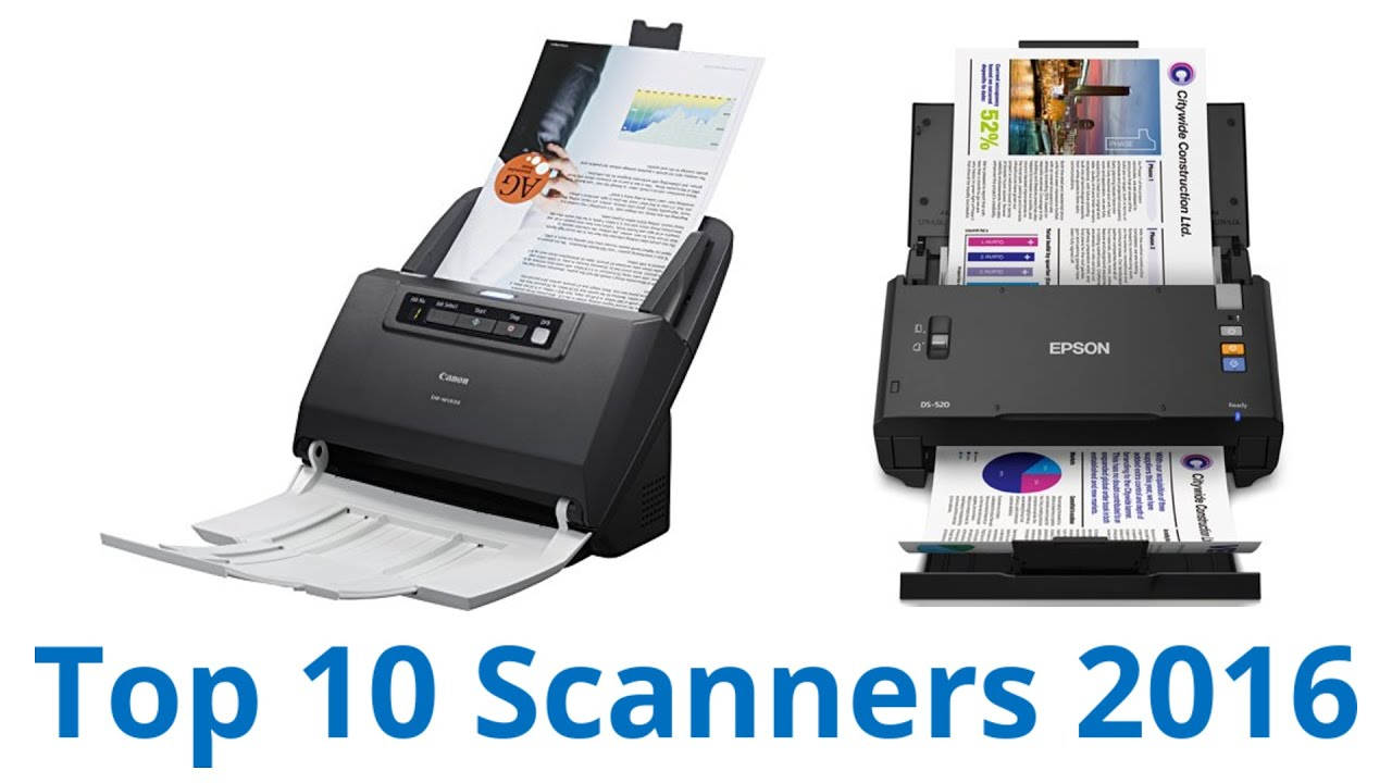 10 best scanners 2016 youtube With top 10 network document scanner